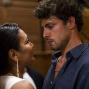 'Amores Roubados': Cauã Reymond e Dira Paes aparecem em cenas quentes na estreia