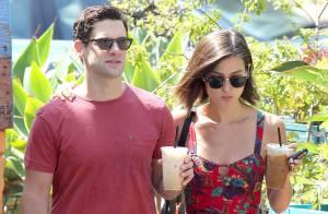 Casado há dois dias, Justin Bartha, do filme 'Se Beber, Não Case', vai ser pai