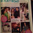 """Thaila Ayala aprece nas páginas da revista norte-americana """"OK Magazine"""""""