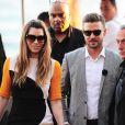 Justin Timberlake e Jessica Biel estão casados desde 2012