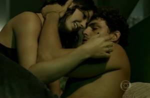 Isis Valverde sobre cenas de sexo com Cauã Reymond: 'Não há o que temer'