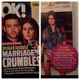 Thaila Ayala foi apontada pela revista 'OK!! Magazine' como o pivô da separação de Justin Timberlake e Jessica Biel
