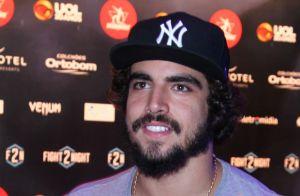 Caio Castro e a blogueira Laís Rasera passaram o Natal juntos, diz colunista