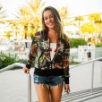 Atriz de 'Malhação', Laryssa Ayres dançou o hit 'Deu Onda', do MC G15, em vídeo postado no Instagram