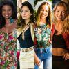 Aline Dias, Amanda de Godoi e outras atrizes de 'Malhação' dançam 'Deu Onda'