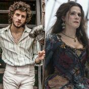 Chay Suede será casado com Ingrid Guimarães contra sua vontade em 'Novo Mundo'