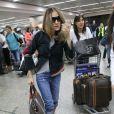 Sarah Jessica Parker veio ao Brasil em maio do ano passado gravar a campanha da grife de sapatos Esposende