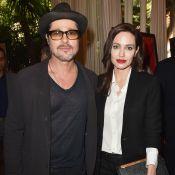 Angelina Jolie não encontra Brad Pitt desde a separação: 'Em modo de guerra'