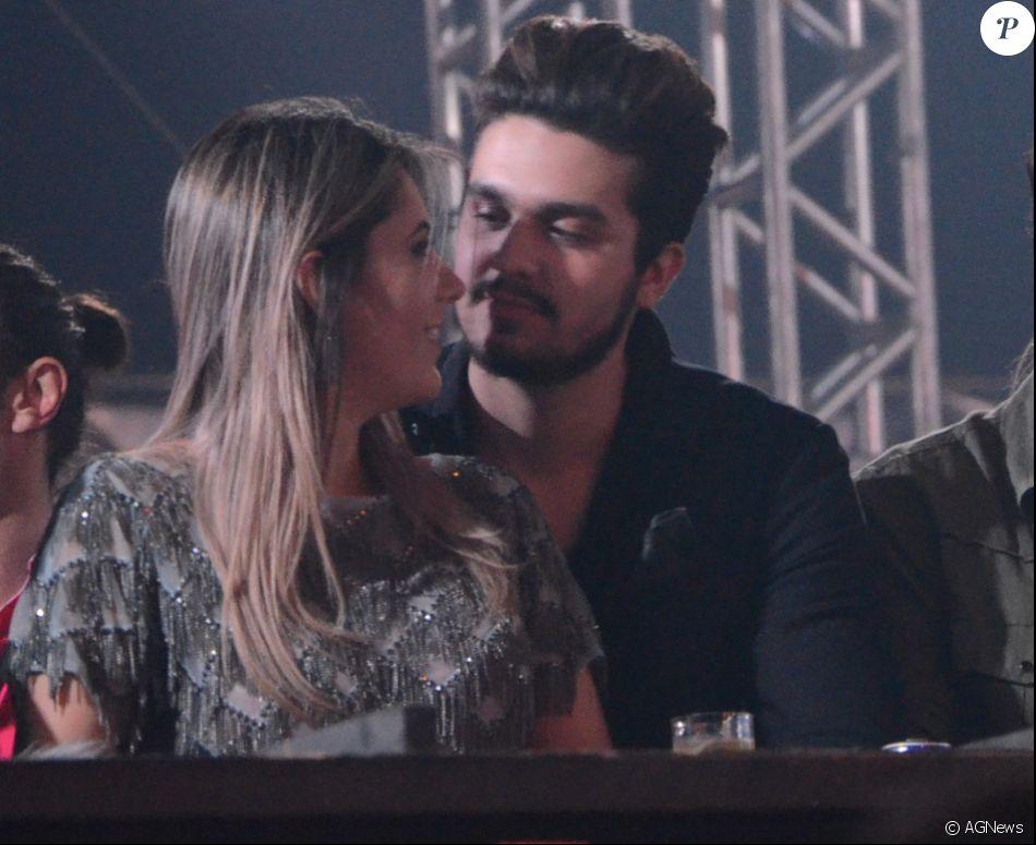 Luan Santana e Jade Magalhães terminaram o namoro em maio deste ano