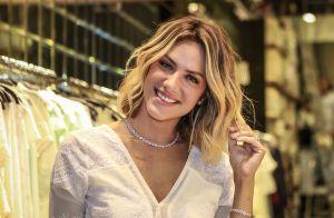 Giovanna Ewbank indica chá de camomila para clarear os cabelos: 'Fica natural'