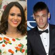Neymar quer ficar noivo de Bruna Marquezine em 2017, diz a coluna 'Olá', do jornal 'Agora São Paulo', nesta quinta-feira, 29 de dezembro de 2016