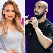 Jennifer Lopez e o namorado, Drake, trocam beijos em festa. Veja vídeos!
