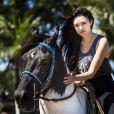 Isabelle Drummond e mais atores de 'Novo Mundo' iniciam preparações para novela