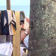 Leonardo DiCaprio descansa em Trancoso, na Bahia