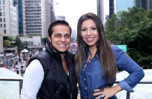Thammy Miranda reata com Andressa Ferreira e curtem juntos viagem a Maragogi