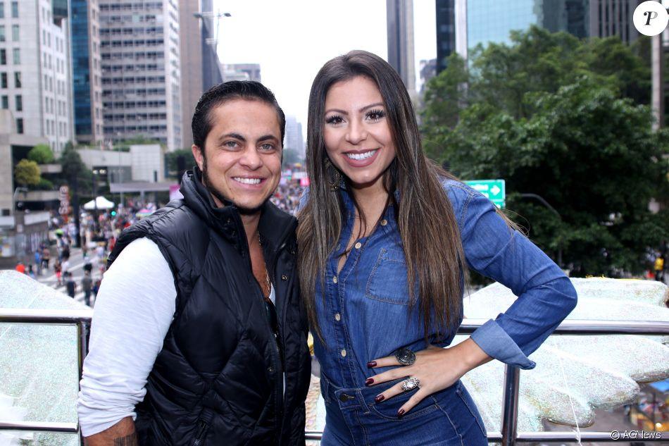 Thammy Miranda e Andressa Ferreira retomam relacionamento e viajam a Maragogi, em 31 de dezembro de 2016