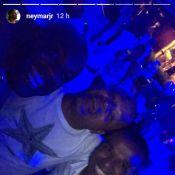 Festa de Réveillon de Neymar tem famosos, show e muita tequila. Veja vídeos!