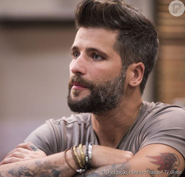 Mario (Bruno Gagliasso) confirma suas suspeitas em relação a Cesar (Rafael Cardoso), mas é sequestrado pelos capangas do vilão, que dá ordem para que ele seja assassinado, na novela 'Sol Nascente', a partir de 10 de janeiro de 2017