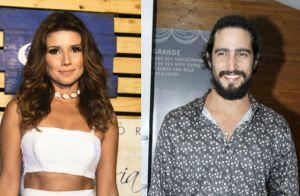Paula Fernandes posa com Renato Góes em Noronha e elogia: 'Pessoa do bem'. Foto!