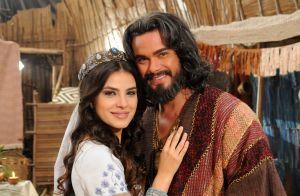Capítulo desta 6ª da novela 'A Terra Prometida': Aruna e Josué se casam