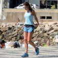 Aos 40 anos, Patricia Poeta exibe seu corpo sequinho