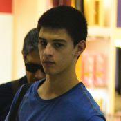 Filho de Bonner mantém silêncio após acidente, mas presta homenagem a amigo