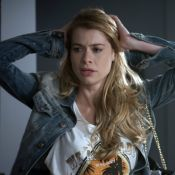 Novela 'Rock Story': Diana fica chocada ao saber que Júlia está grávida de Gui