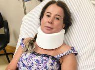 Zilu Camargo continua internada em hospital após apresentar quadro de síncope