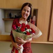 Zilu Camargo sai do hospital após acidente: 'Sem tala, sem colar no pescoço'