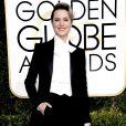 Evan Rachel Wood de Altuzarra no Globo de Ouro 2017
