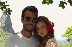 Marina Ruy Barbosa celebra 1 ano com piloto: '365 dias'. Relembre namoro!