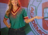 Carnaval: Ivete Sangalo faz piada sobre fantasia para desfile no Rio. 'Seminua'
