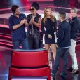 A estreia do 'The Voice Kids' e a participação de Franciele movimentaram as redes sociais