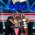 Adolescente do time de Ivete Sangalo no 'The Voice Kids' é alvo de ataque racista na web