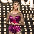 Fernanda Lima sofre com coreografias do 'Amor & Sexo': 'Ensaio três horas todo dia', disse a apresentadora nesta quarta-feira, 11 de janeiro de 2017