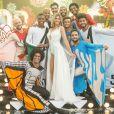 Fernanda Lima promete animar o público com as novas coreografias do 'Amor & Sexo'