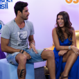 Diego e Franciele fizeram sucesso no BBB 14. Os dois também se casaram, para a alegria dos fãs
