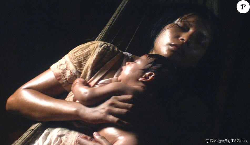 Zahy Guajajara, a Domingas da minissérie 'Dois Irmãos', foi vítima de abuso sexual, assim como sua personagem: 'Parece que eu passei por isso para poder fazer essa cena'