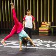 'Quero descobrir novos desafios na dança', afirmou Gabi