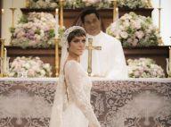 Isabella Santoni usa vestido de noiva de 50 mil em 'A Lei do Amor'. Veja fotos!