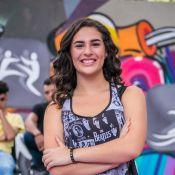 Lívian Aragão entrega sintonia musical com o namorado: 'A gente compõe junto'