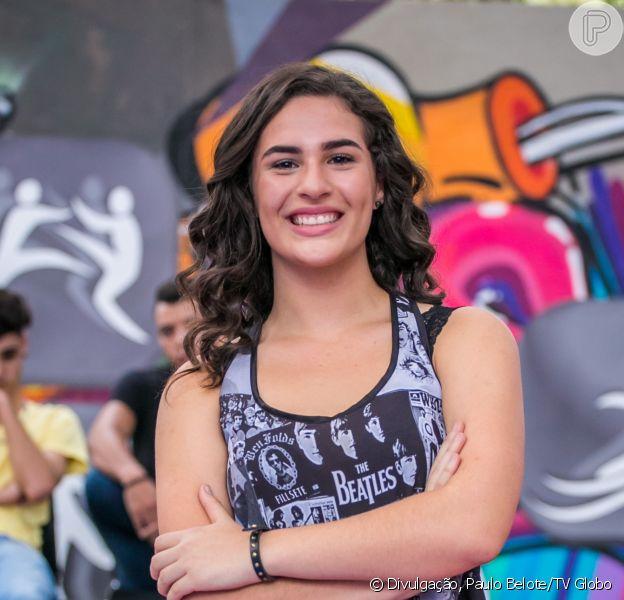 Lívian Aragão entregou sintonia musical com o namorado, o DJ José Marcos: 'A gente escuta vários tipos de música e acaba compondo umas junto'