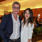 Pally Siqueira apaga fotos com Fabio Assunção do Instagram e não comenta namoro