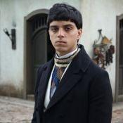 Novela 'Novo Mundo': veja fotos de Rodrigo Simas caracterizado como Piatã
