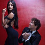 Juntos no palco, Felipe Roque elogia Aline Riscado: 'Vai derrubar rótulos'