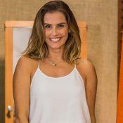 Deborah Secco festeja volta a 'Malhação' após deixar hospital: 'Próxima semana'
