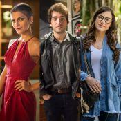 Novela 'A Lei do Amor': casado com Letícia, Tiago persegue Marina e a confronta