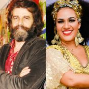 Luiz Fernando Carvalho, de 'Dois Irmãos', e Mariene de Castro estão namorando