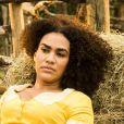 Mariene de Castro estreou como atriz em 'Velho Chico'
