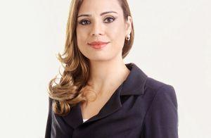 Rachel Sheherazade, noiva um mês após assumir namoro, divide web: 'Vapt-vupt?'